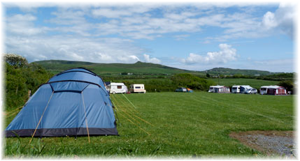 Caravan and Camping Site exclusively for families