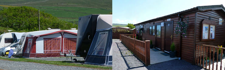 Testimonials from our clients about our Caravan and Camping Site